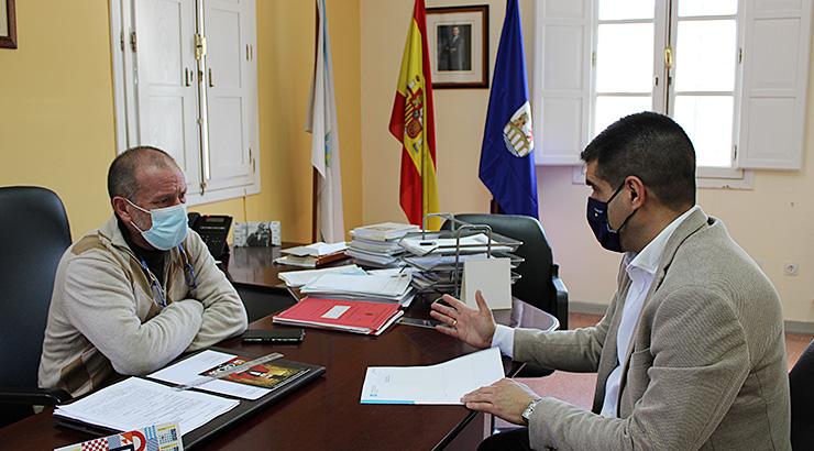 O delegado remata a rolda de contactos cos 92 alcaldes da provincia