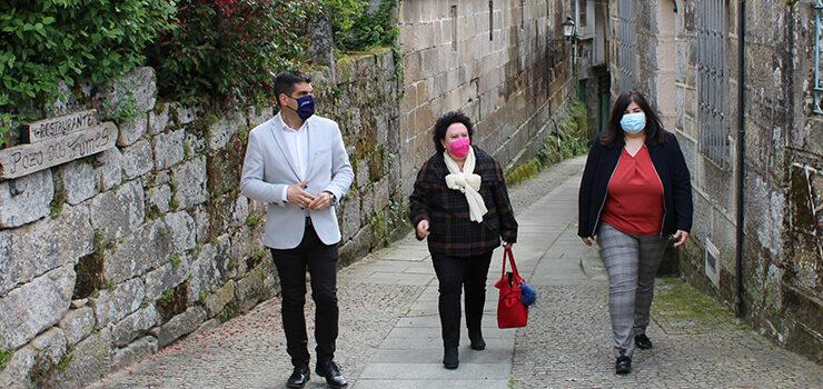 Dez concello da provincia poderán optar ás axudas da Xunta de ata 15.000 euros para a compra de vivendas nos seus centros históricos