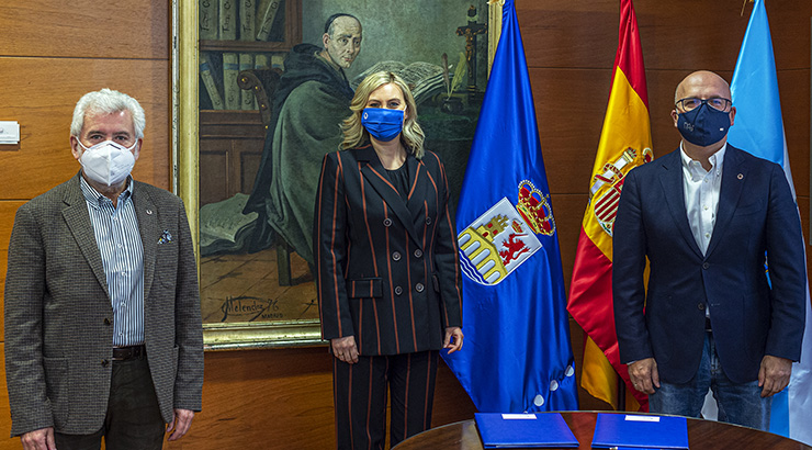 Emma González, nova xerente do Inorde
