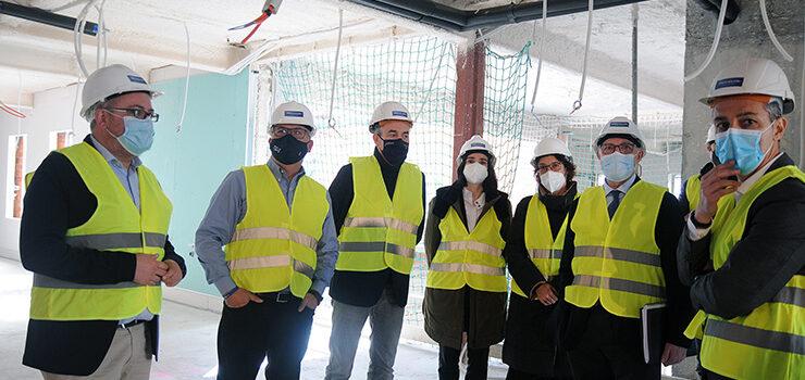 Xunta e Deputación pechan o plan funcional do centro galego de innovación da FP en Ourense