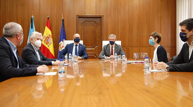 A Xunta pedirá ao Estado que acolla o proxecto Ourense Termal no plan de sustentabilidade turística