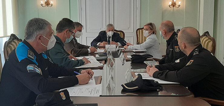 Ourense contabilizou na última semana 321 dispositivos de control