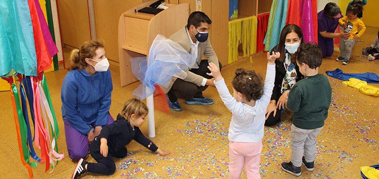 Aberto o prazo de matrícula nas escolas infantís públicas