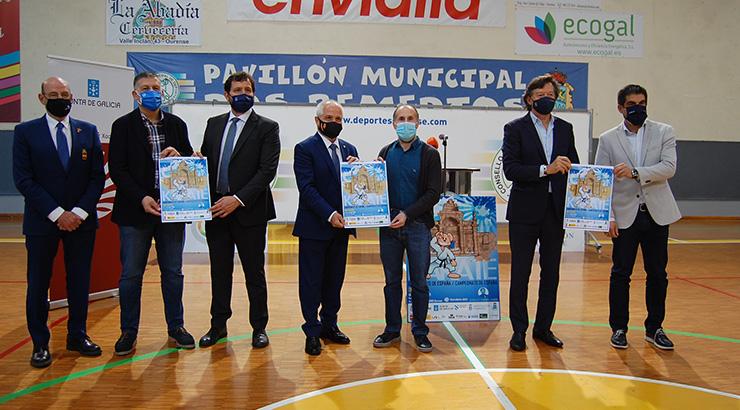 Campionato de España infantil de kárate