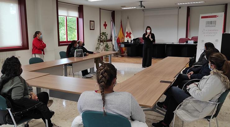 30 establecimientos de hostelería de Ourense colaboran con esta campaña del Plan de Empleo de Cruz Roja