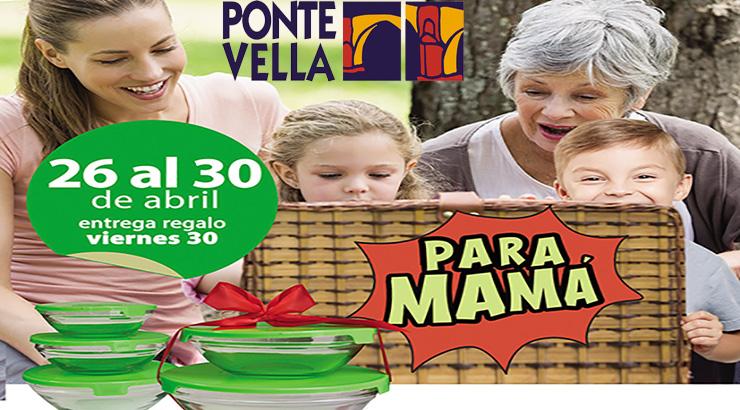 Ponte Vella regala sets para picnic por el Día de la Madre