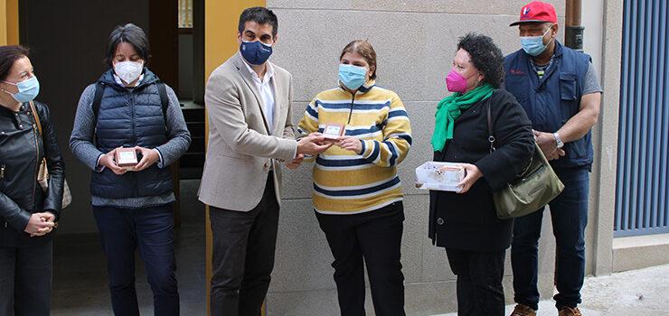 Tres novas vivendas de promoción pública entrega a Xunta en Ourense