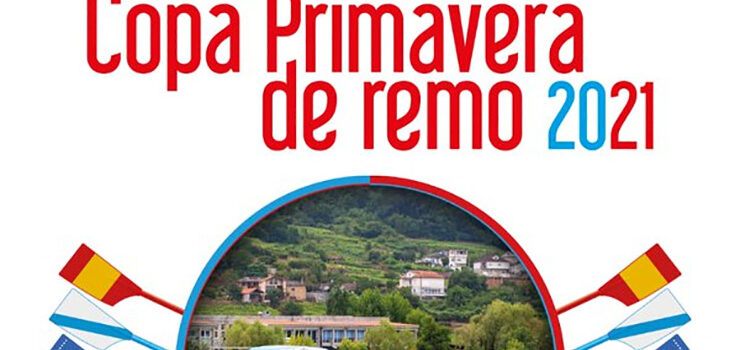 "A ""Copa Primavera de Remo"" celébrase en Castrelo de Miño"