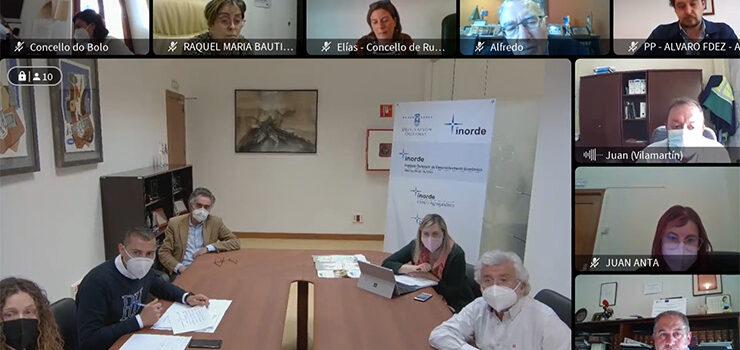 O Inorde e o Xeodestino Manzaneda –Trevinca ultiman o plan de acción para o 2021