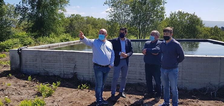 52 puntos de auga constrúense na provincia para a loita contra o lume