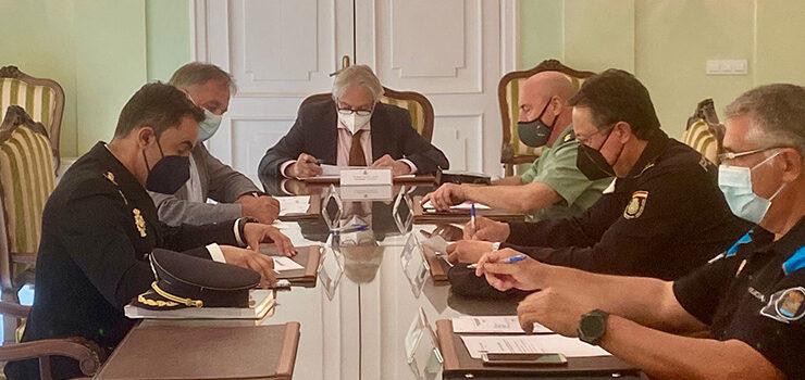 Garda Civil e Policía Nacional formularon 121 propostas de sanción en oito días