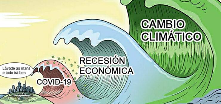 Sobre a crise climática