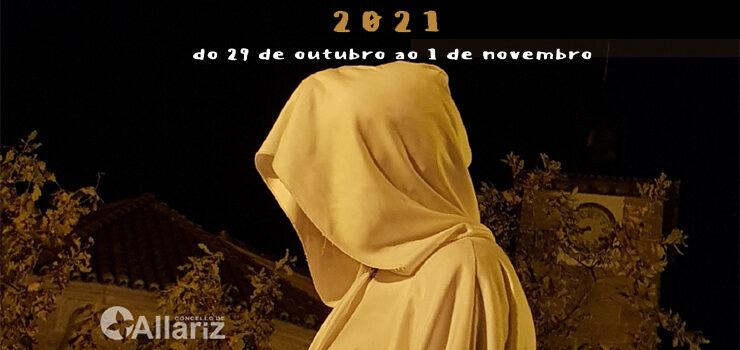 Allariz celebra o Samaín co «Allariz de Medo»