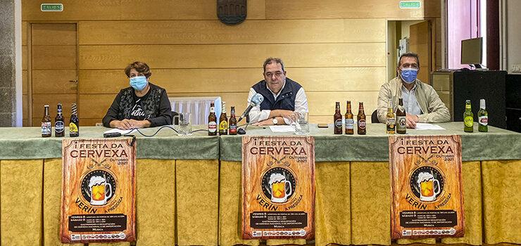 A cervexa será protagonista en Verín