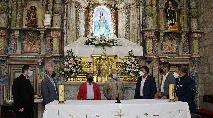 Licitadas as obras nas igrexas de Santa María de Macendo e de San Pedro de Moreiras